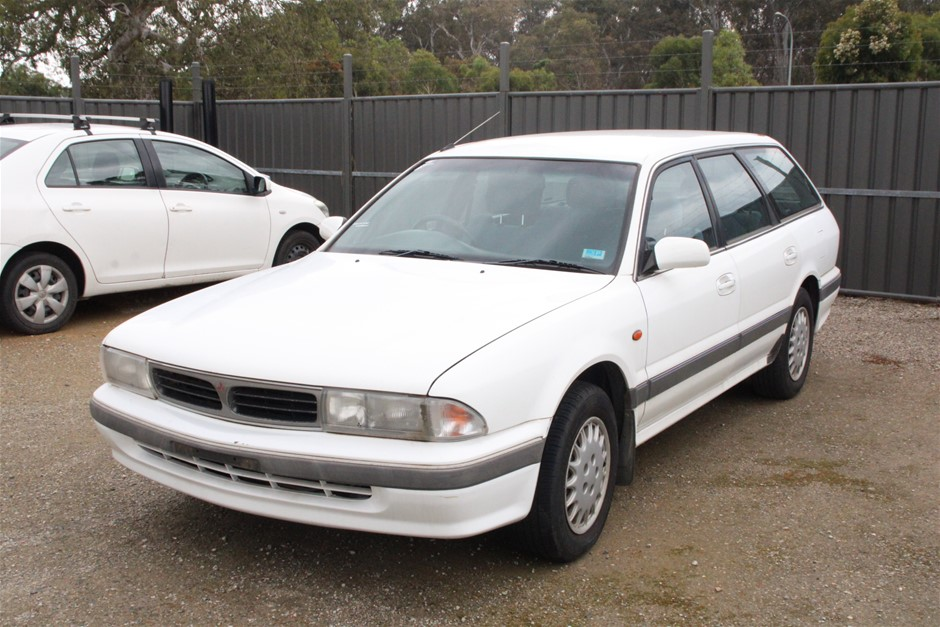 1996 Mitsubishi Magna SE TS Automatic Wagon
