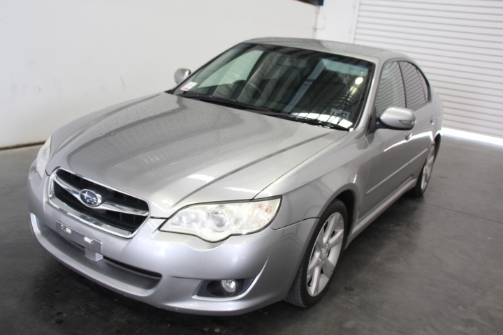 2008 Subaru Liberty 2.5i B4 Automatic Sedan (WOVR Passed)