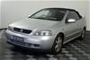 2002 Holden Astra Convertible TS Manual Convertible