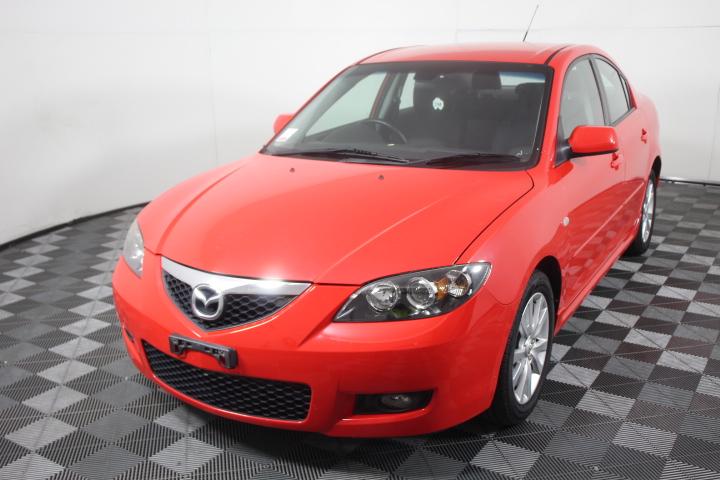 2006 Mazda 3 Maxx Sport BK Sedan