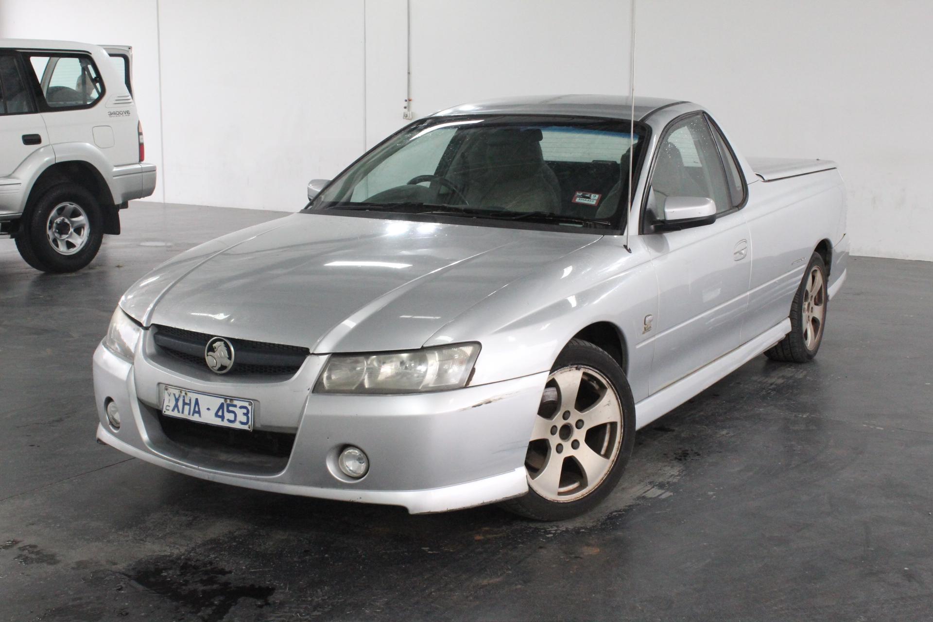 2005 Holden Commodore S VZ Automatic Ute