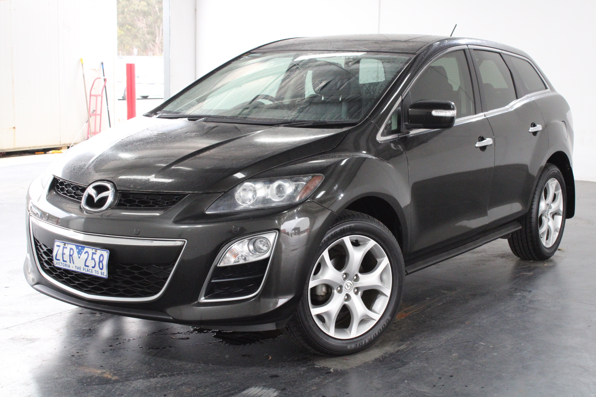 2011 Mazda CX-7 Luxury Sports (4x4) Automatic Wagon