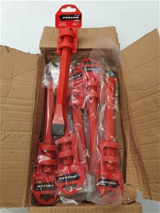 Qty 6 x Fuller Tools Cold Chisels