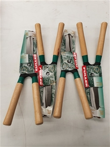 Qty 4 x Fuller Tools Hedge Shears