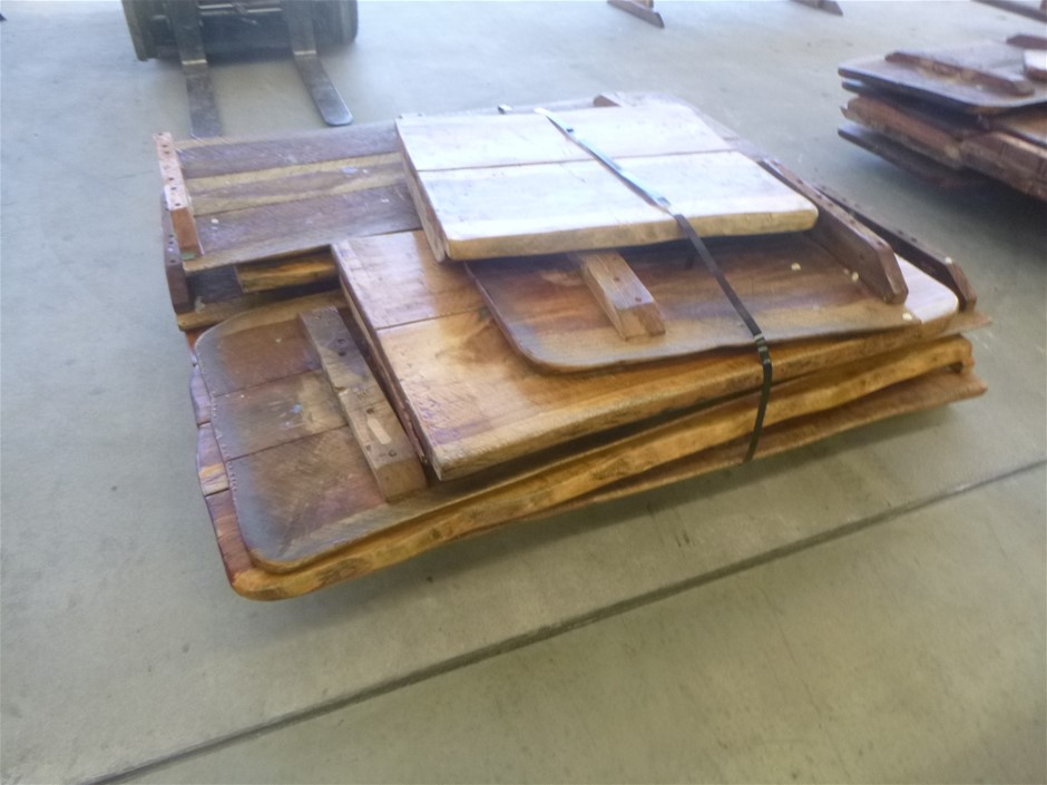 Pallet of Table Tops