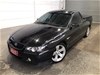 2006 Holden Commodore SS Thunder VZ Automatic Ute