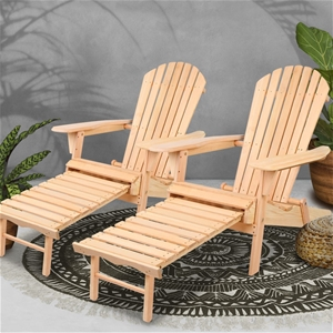 Gardeon Outdoor Sun Lounge Chairs Patio