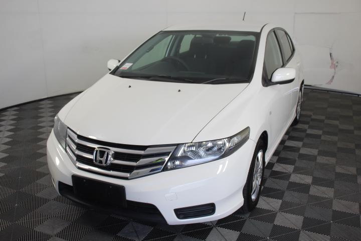 2012 (2013 Comp) Honda City VTi Auto Sedan 148,444kms