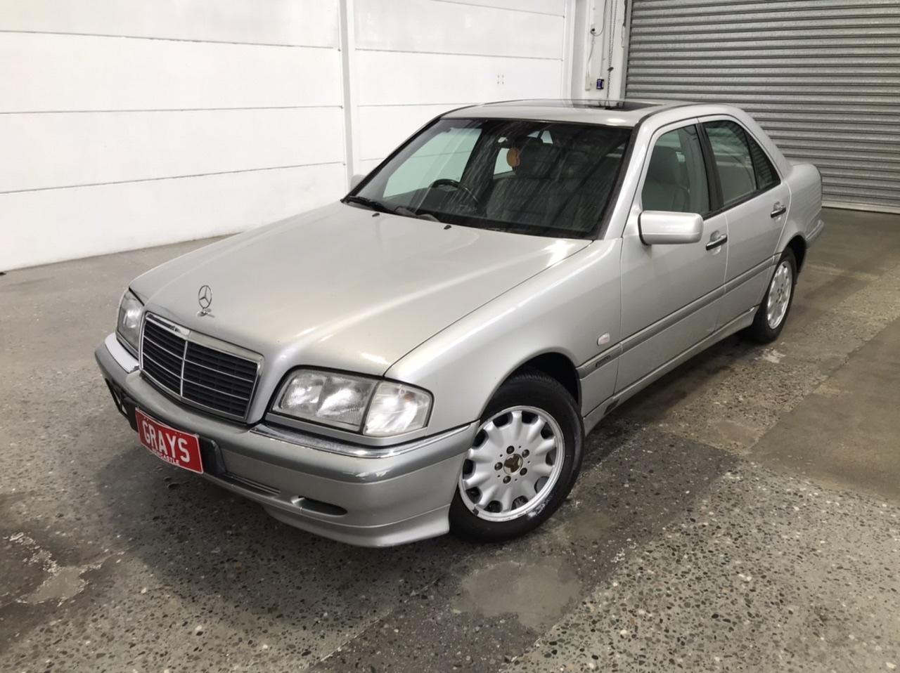 1998 Mercedes Benz C200 Classic W202 Automatic Sedan