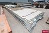 <B>40` Container Flat Rack (White)</B> <li>Approx. Length (mm): 12200</li>