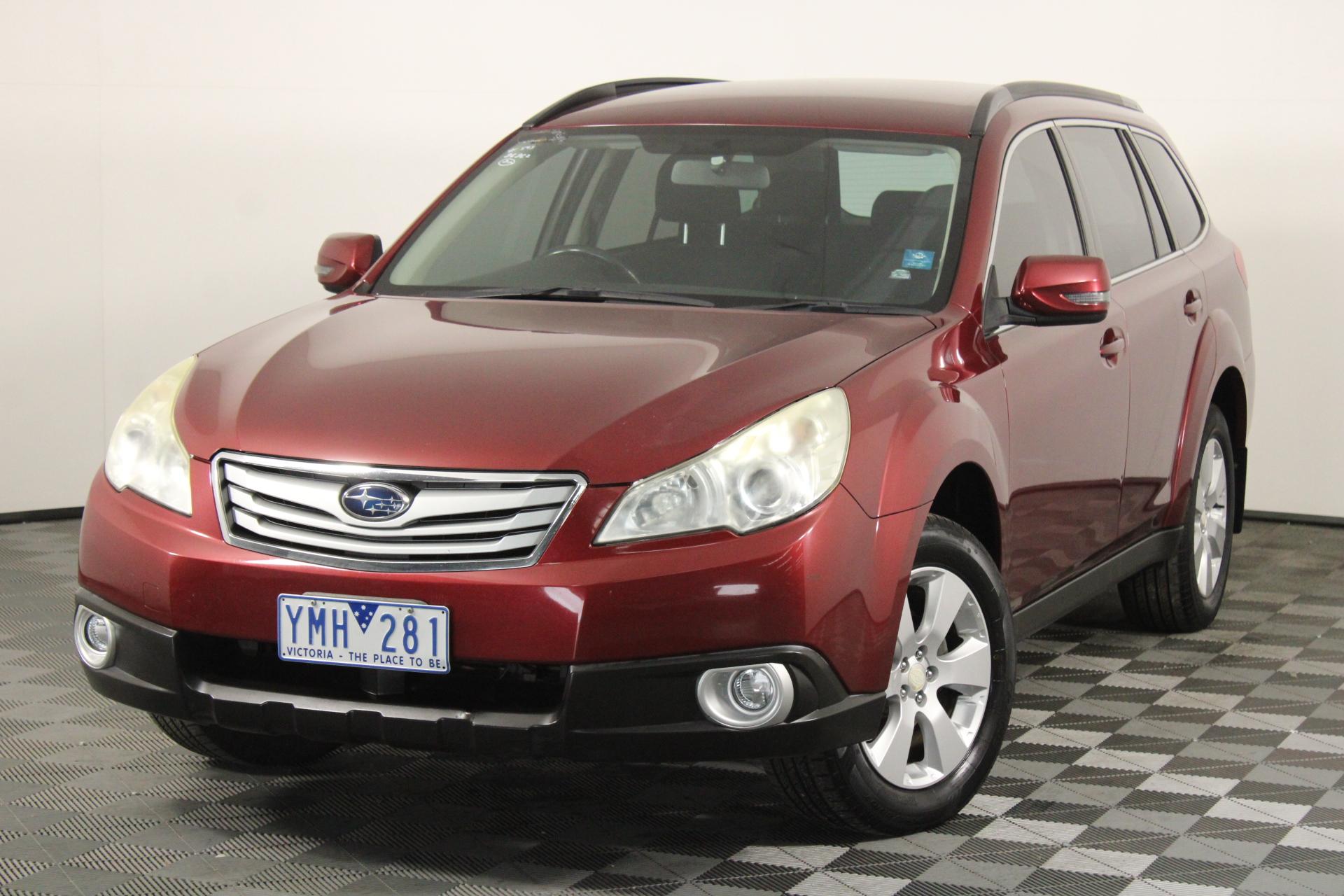 2011 Subaru Outback 2.5i B5A CVT Wagon
