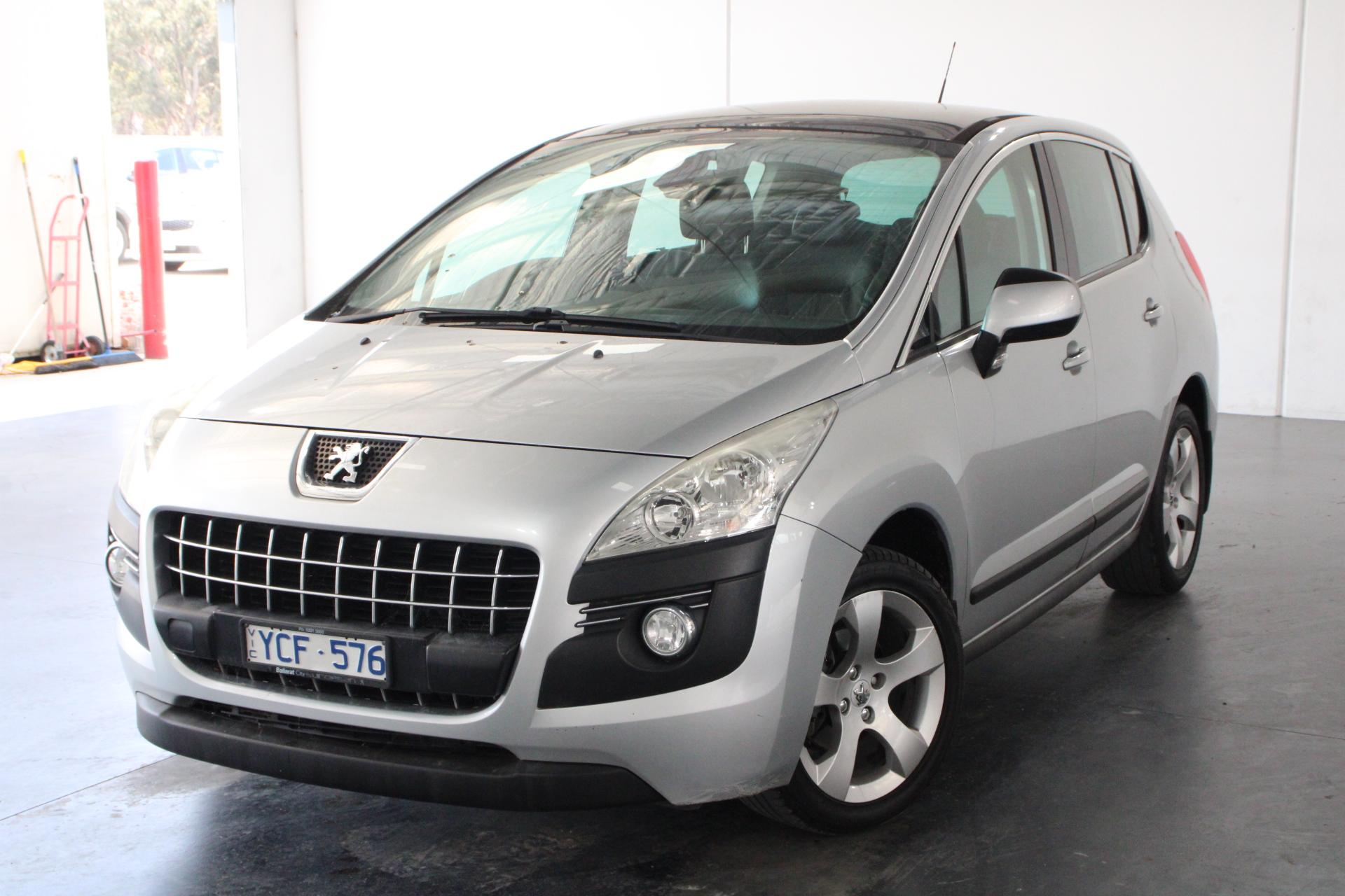 2010 Peugeot 3008 XSE 1.6 HDI Turbo Diesel Auto Hatchback