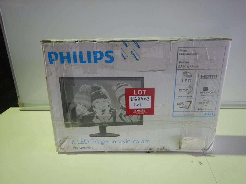 Philips 243V5Q Monitor