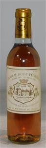 Chateau Doisy-Vedrines Sauternes 1988 (1