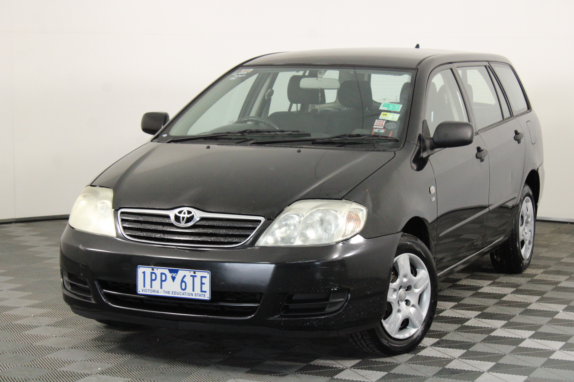 2004 Toyota Corolla Ascent ZZE122R Automatic Wagon