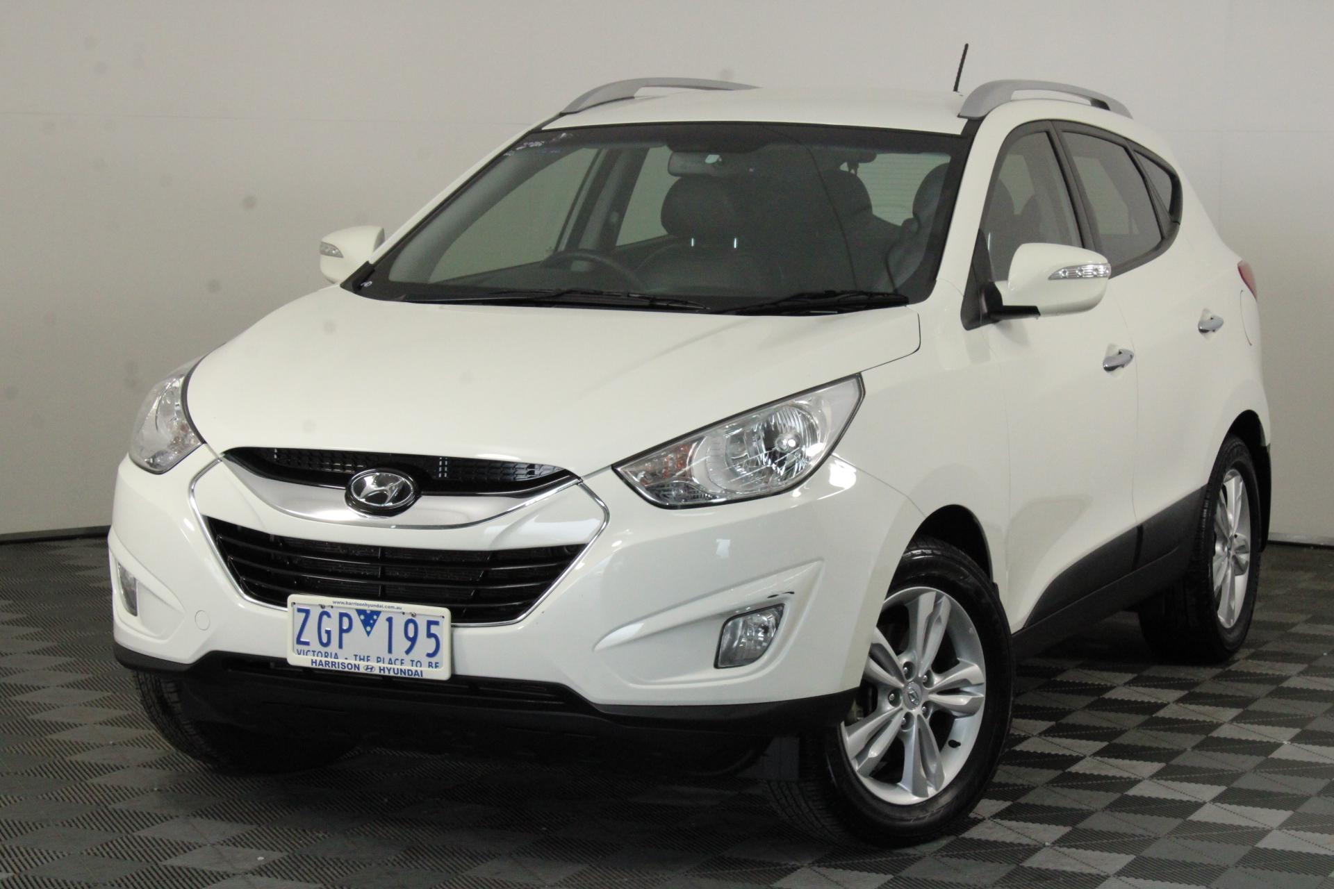 2012 Hyundai iX35 Elite FWD LM Automatic Wagon