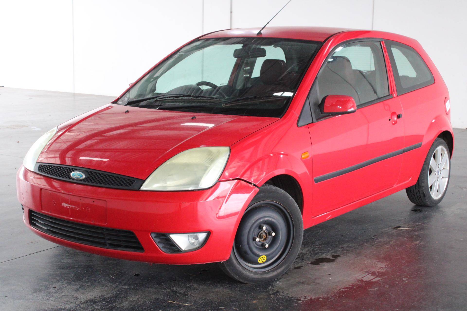 2005 Ford Fiesta Zetec WP Manual Hatchback