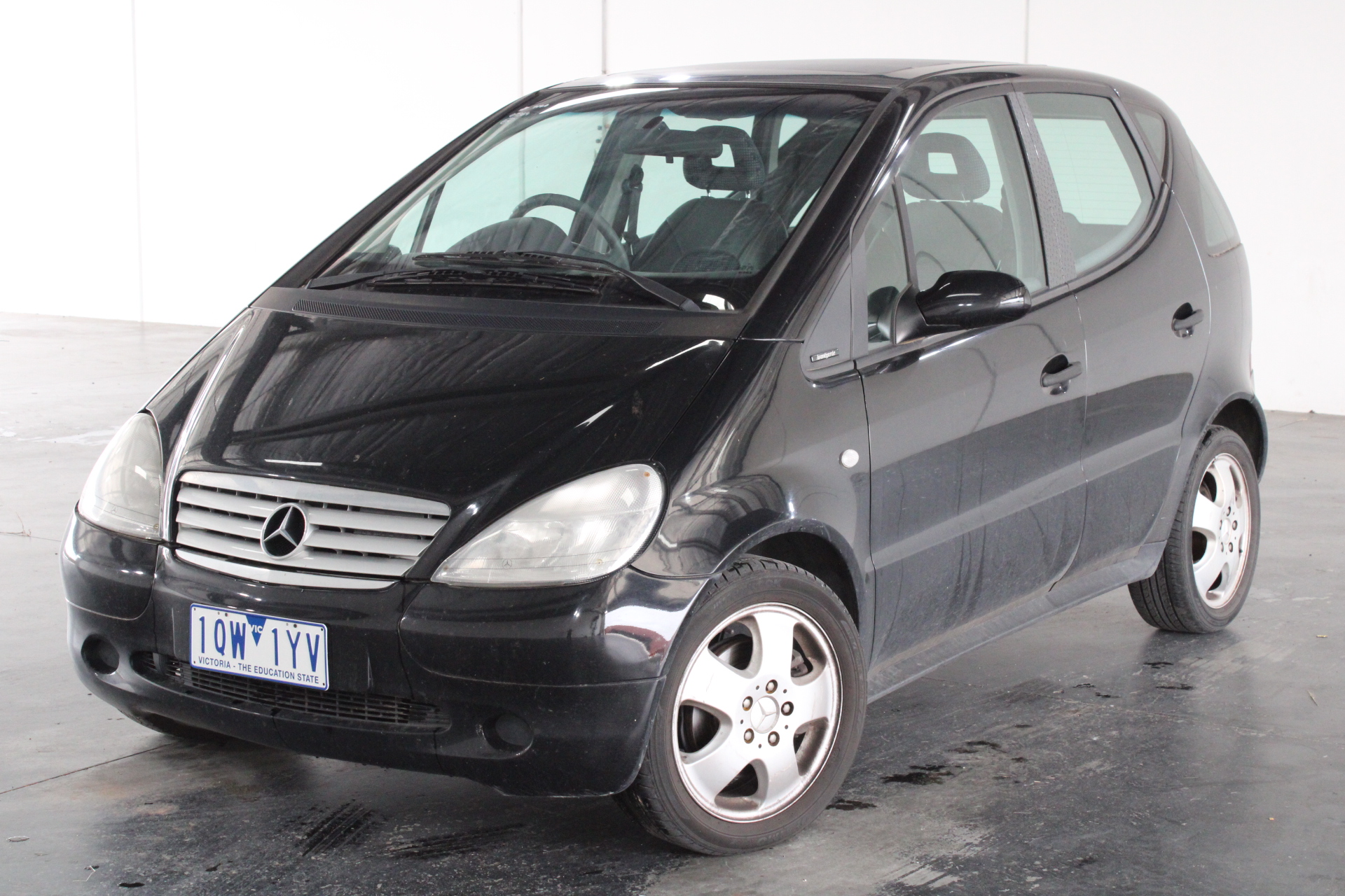 2001 Mercedes Benz A190 Avantgarde W168 Automatic Hatchback