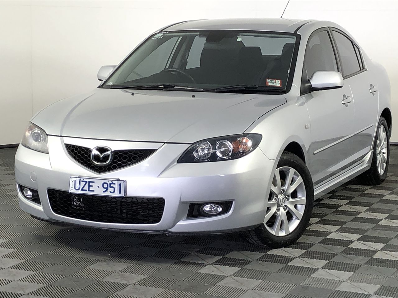 2007 Mazda 3 Maxx Sport BK Manual Sedan