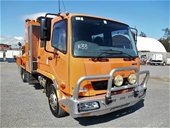 Cancelled: BUY NOW - 2013 Mitsubishi Fuso Fighter 1024 Service Truck