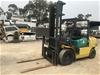 Forklift 4 Ton Komatsu FG40T-7