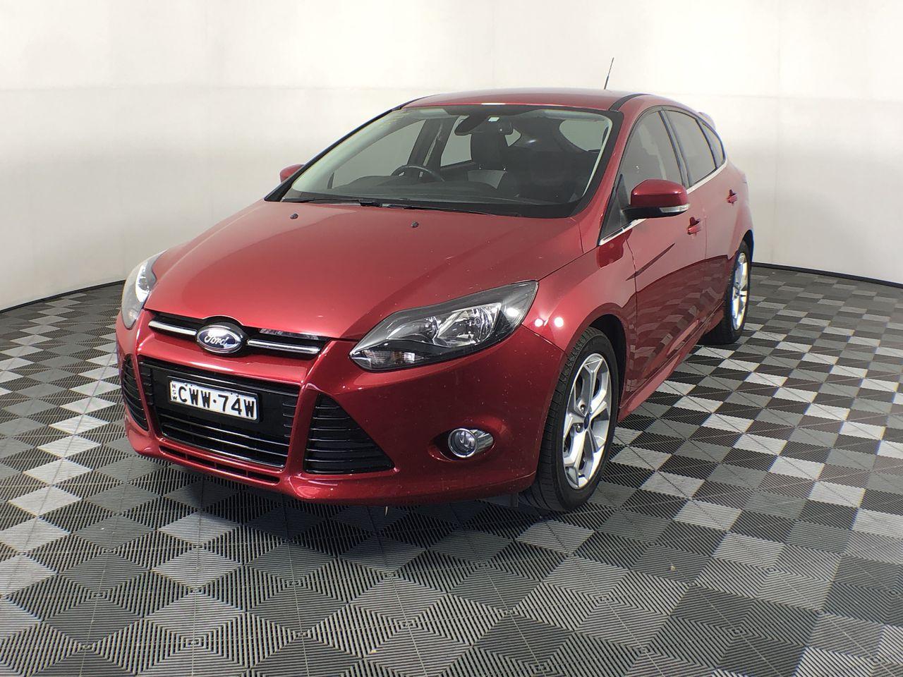 2014 Ford Focus Sport LW II Manual Hatchback