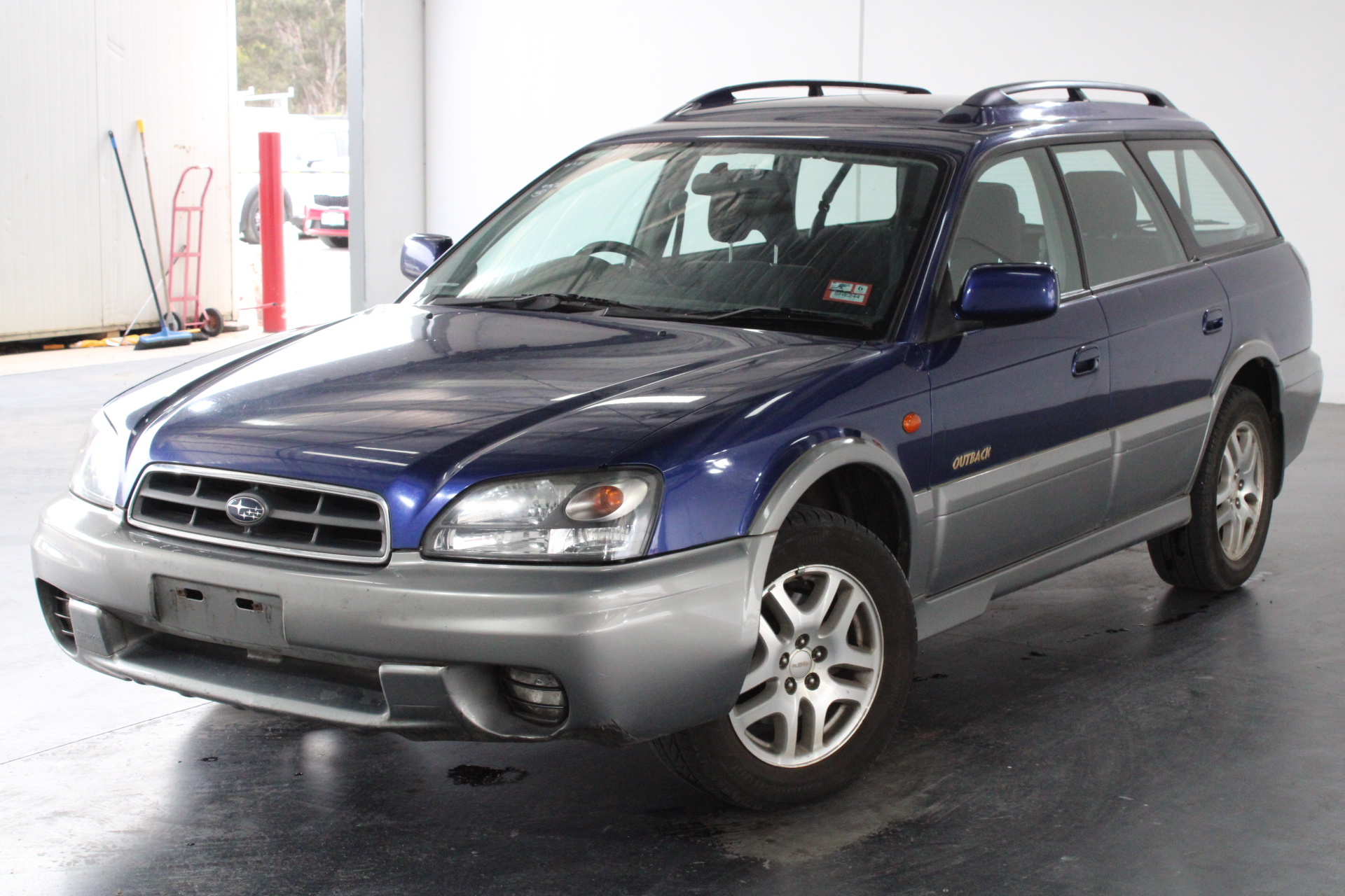 2003 Subaru Outback B3A Manual Wagon