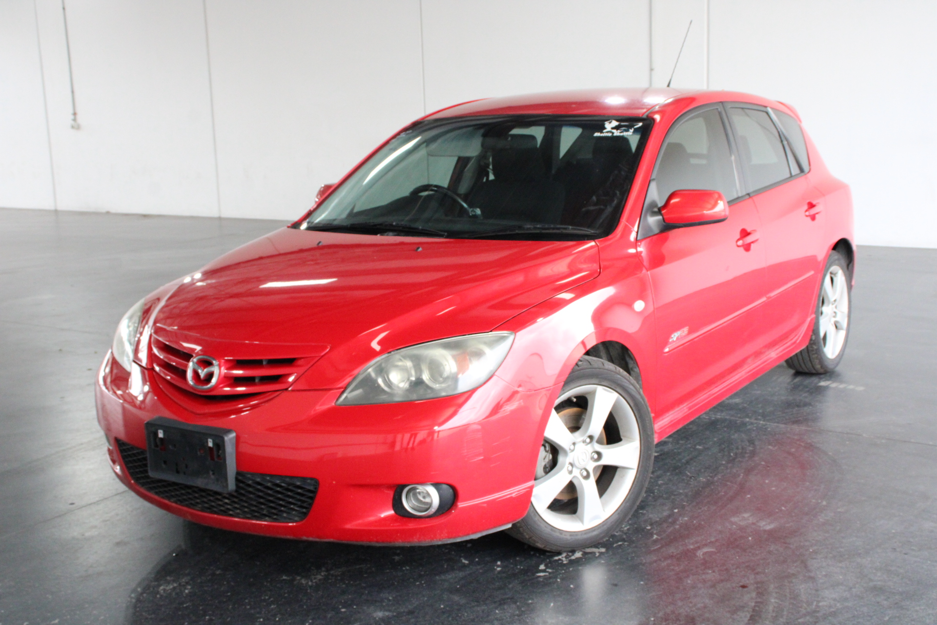2004 Mazda 3 SP23 BK Manual Hatchback