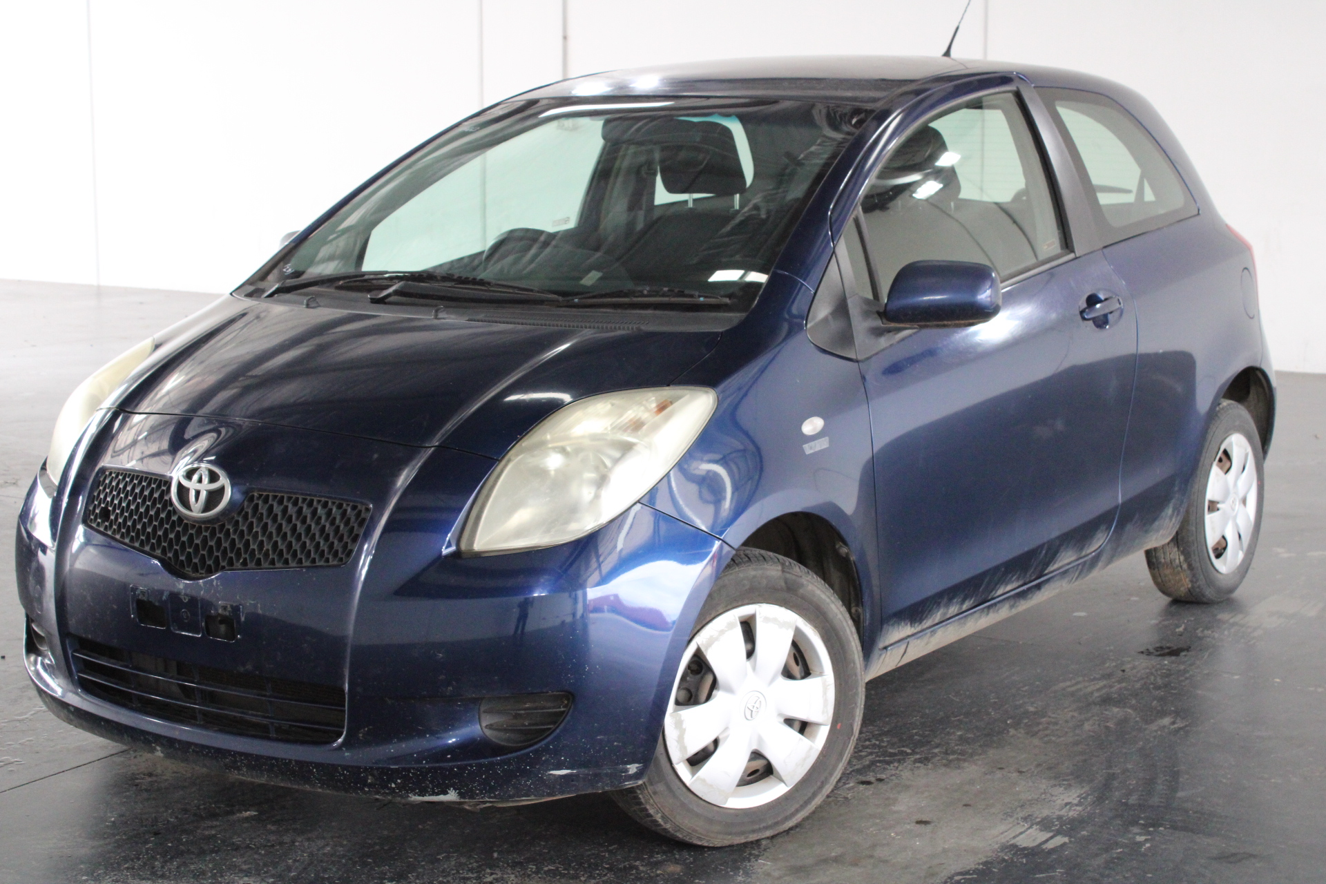2006 Toyota Yaris YR NCP90R Manual Hatchback