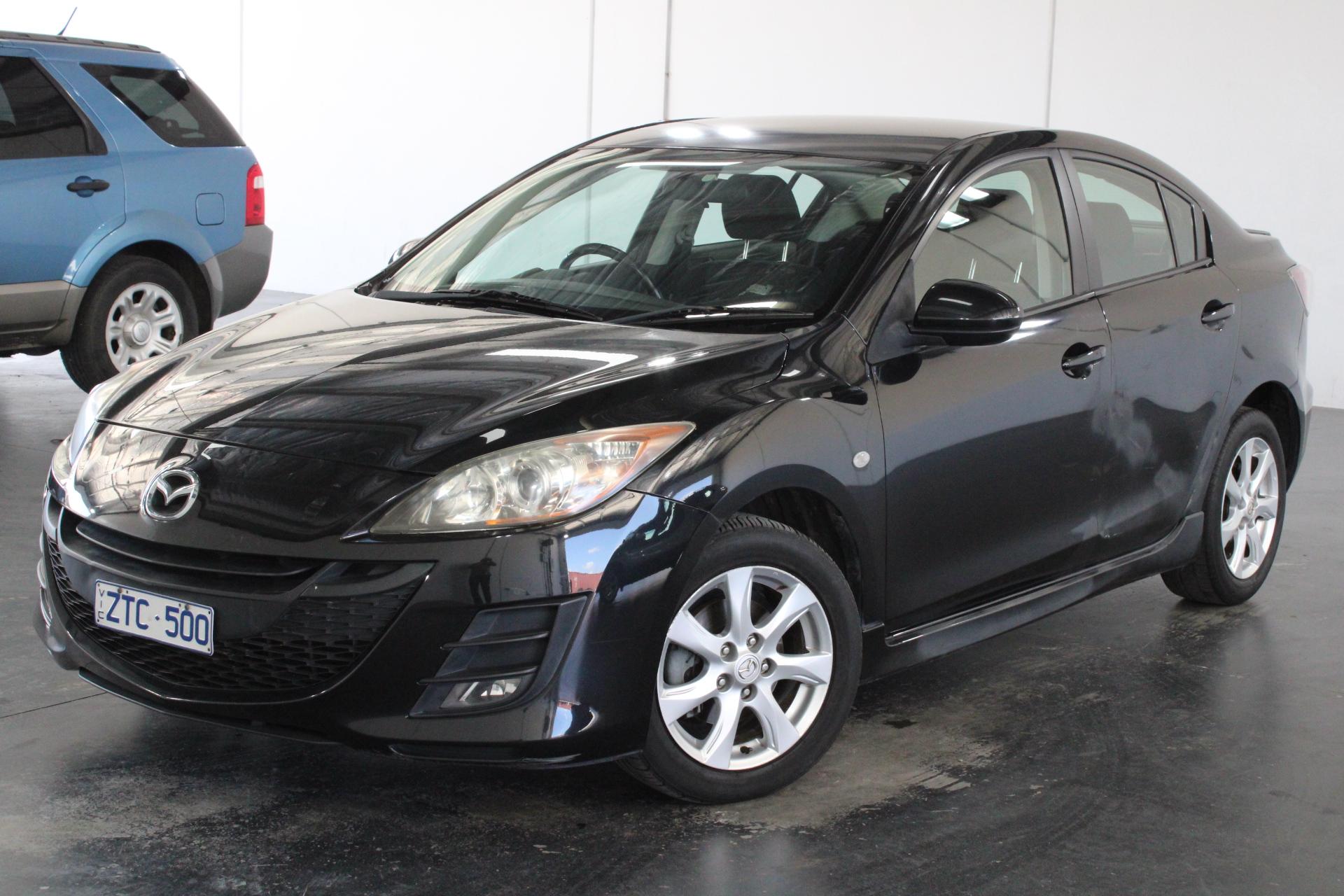 2009 Mazda 3 Maxx Sport BL Automatic Sedan
