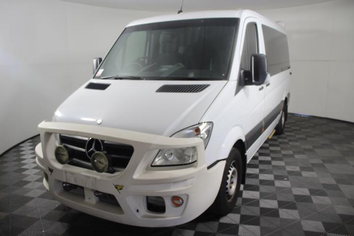 2013 Mercedes Benz Sprinter 319 CDI MWB Automatic Van