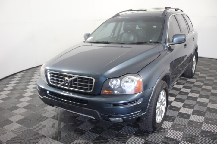 2006 Volvo XC90 D5 Turbo Diesel Automatic 7 Seats Wagon