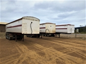 Unreserved Grain Tippers, Trailers & Dollies