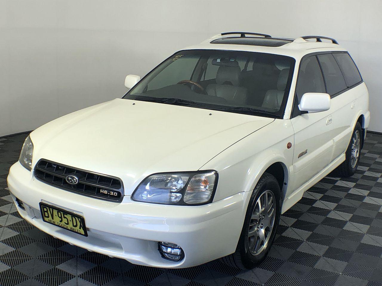 2000 Subaru Outback H6 B3A Automatic Wagon