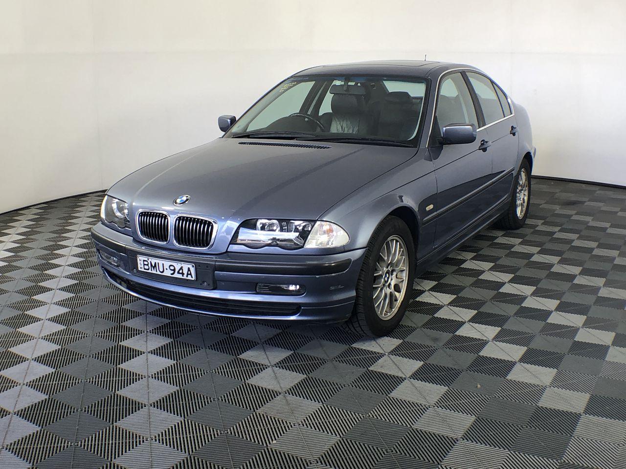 1999 Bmw 323i Automatic Sedan