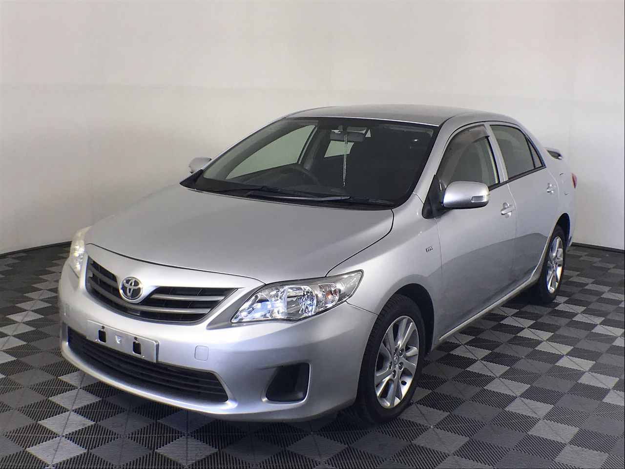 2010 Toyota Corolla Ascent ZRE152R Automatic Sedan