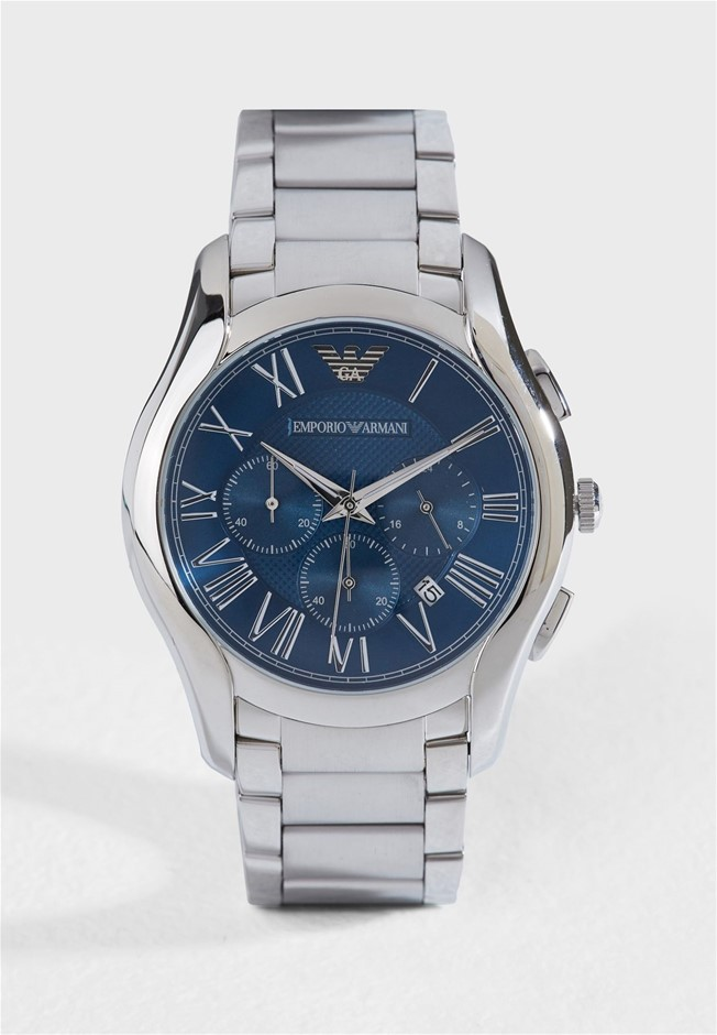 Contemporary new Emporio Armani Chronograph men's watch.