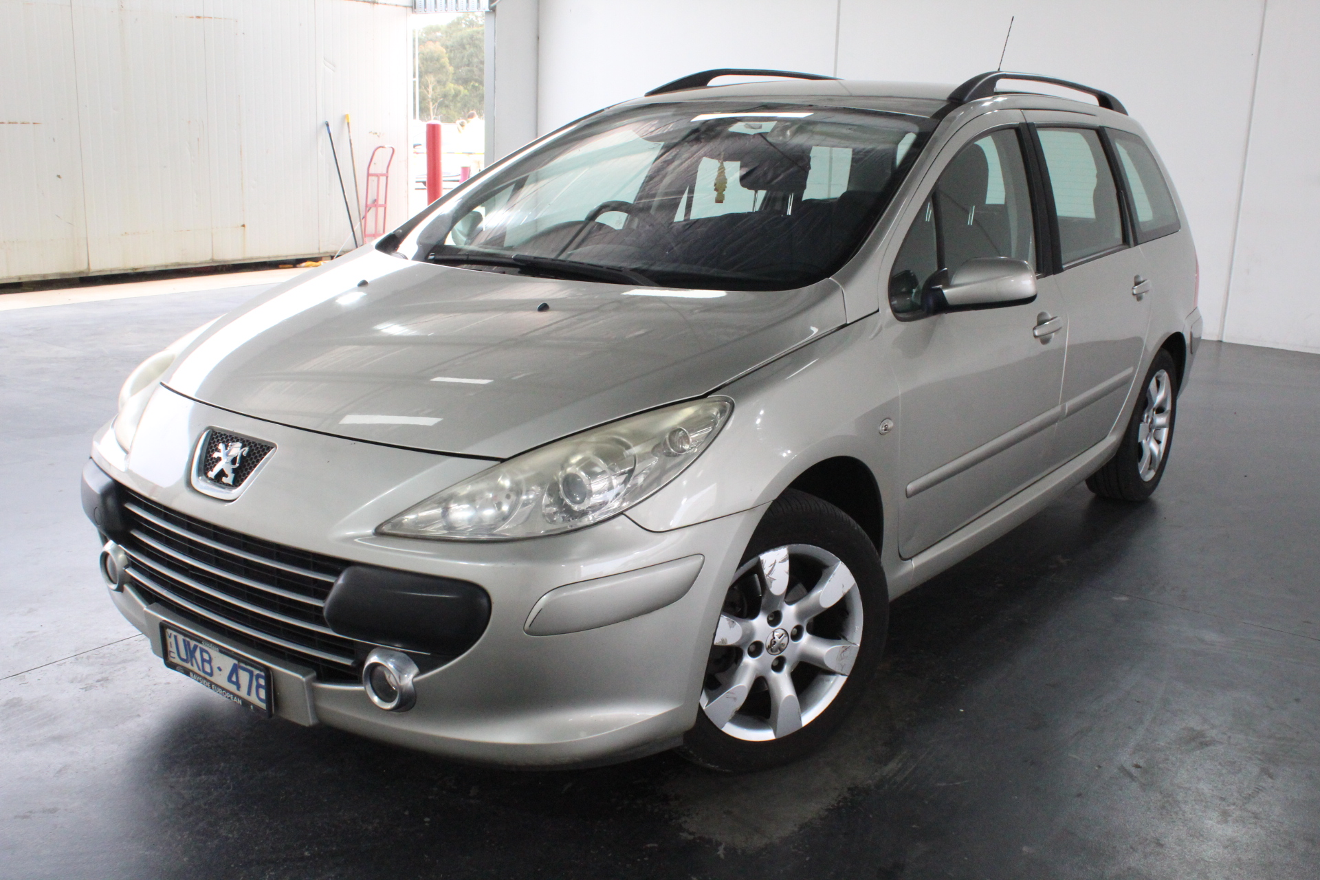 2006 Peugeot 307 XSE 2.0 Touring Automatic Wagon