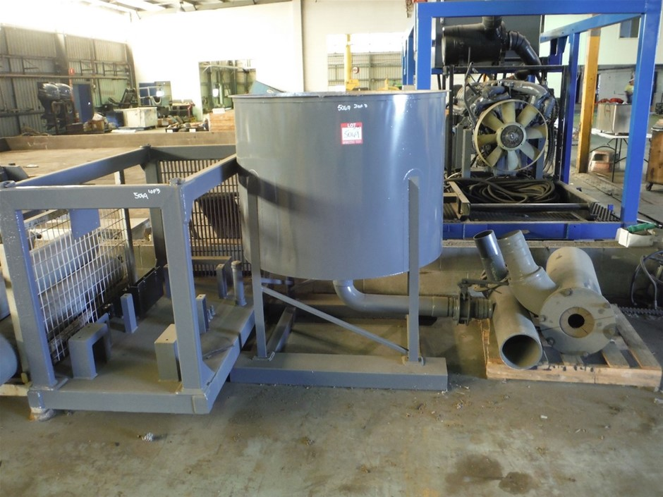 Grout Mixer / Other Items