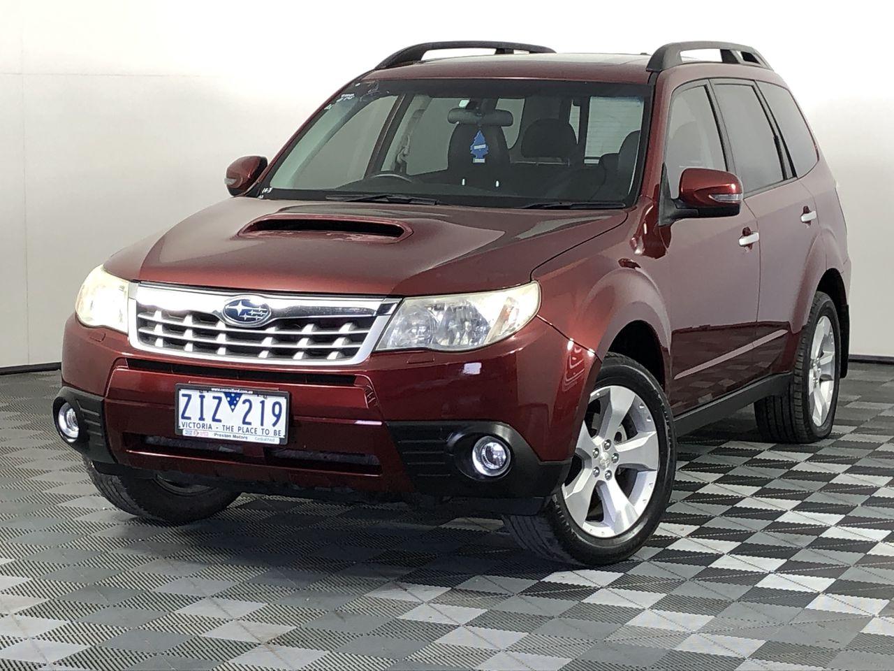 2012 Subaru Forester 2.0D Premium S3 Turbo Diesel Manual Wagon