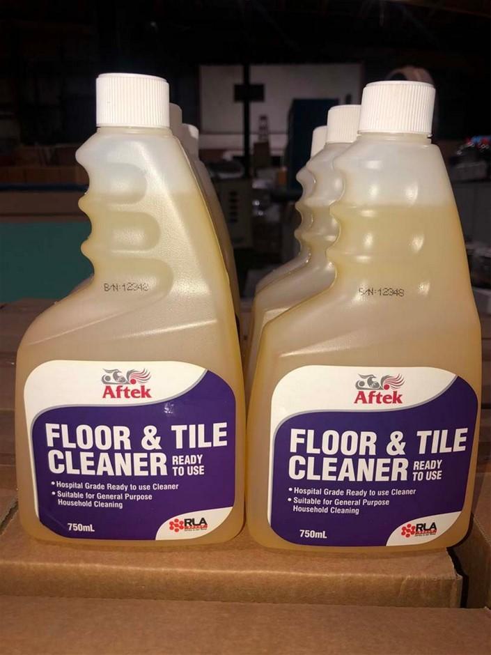6 x 750ml Floor & Tile Cleaner, Loc: 3308