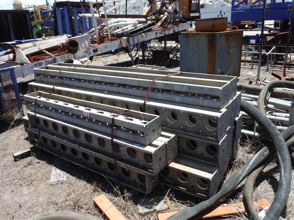Qty Concreting Strongbacks/Acrow Props