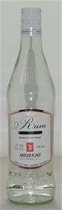 Arehucas 'White Card' Rum NV (1 x 700mL)
