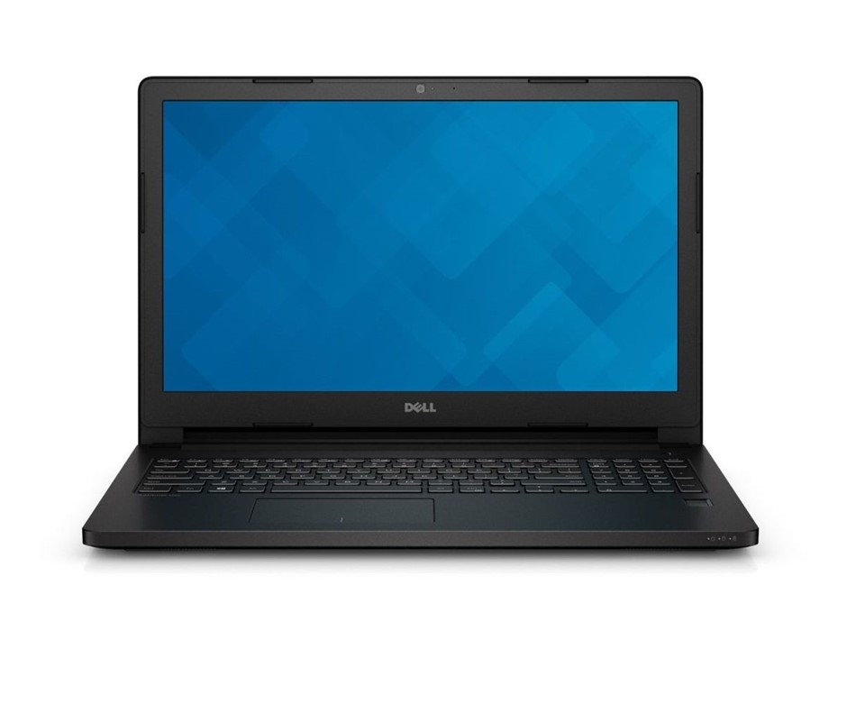 Dell Latitude3570 15.6-inch Notebook, Black