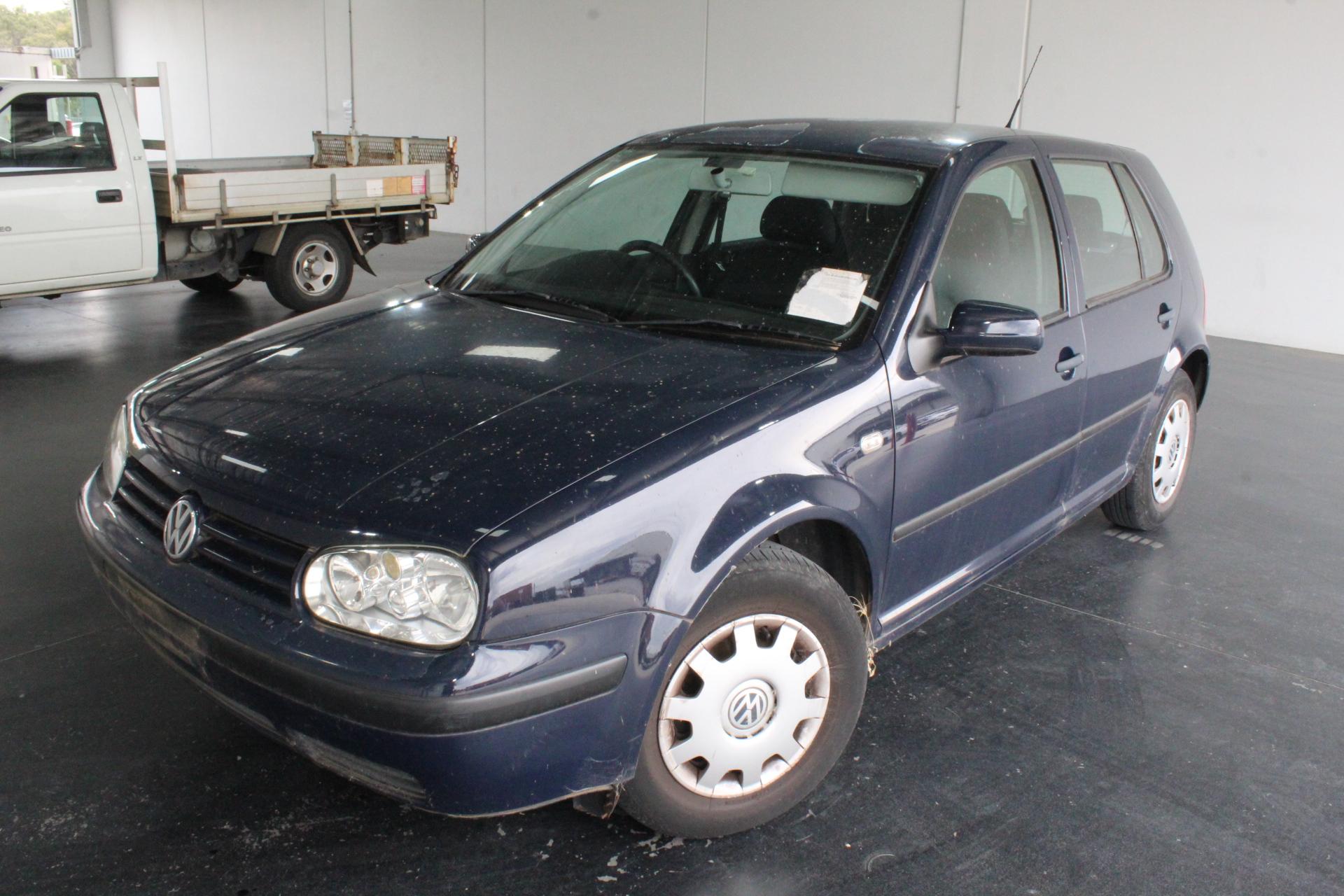 2002 Volkswagen Golf GL A4 Manual Hatchback