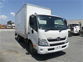 Unreserved Ex-Hire Removal Truck