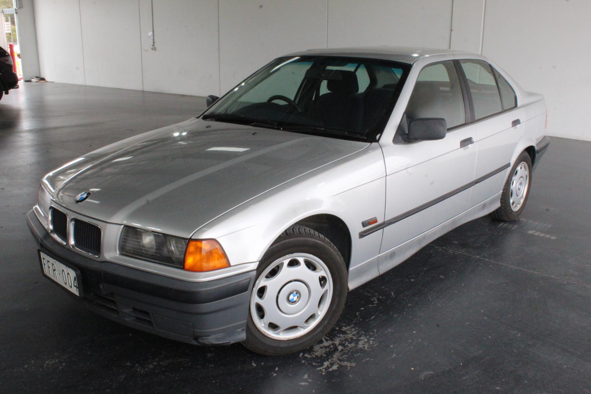 1993 BMW 3 18i E36 Automatic Sedan