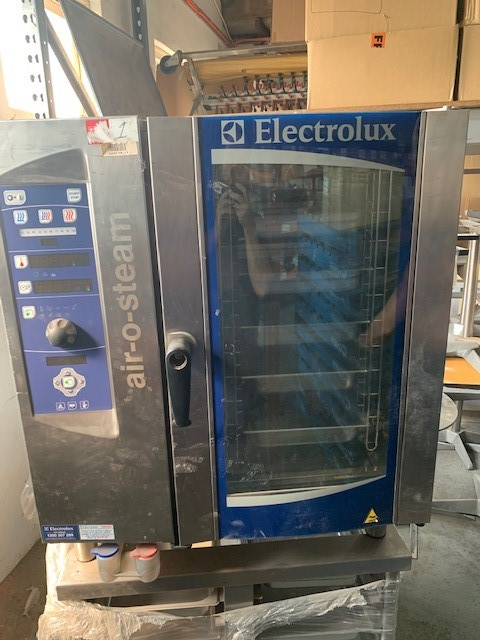 Electrolux 10 Tray Combi Oven