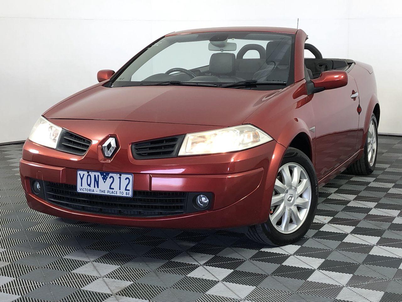2007 Renault Megane Dynamique Automatic Convertible