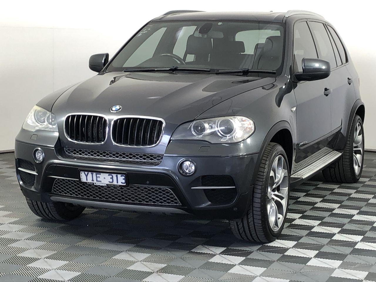2011 BMW X5 xDrive 30d E70 LCI Turbo Diesel Automatic - 8 Speed Wagon